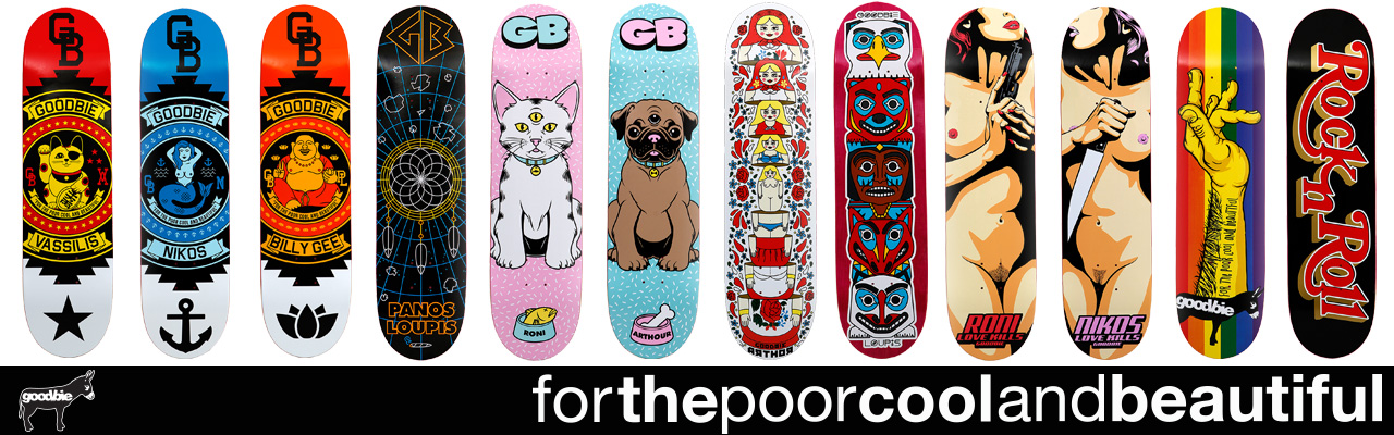GOODBIE BOARDS