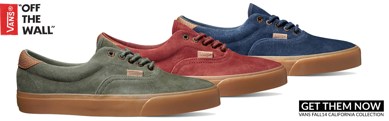 VANS CA COLLECTION