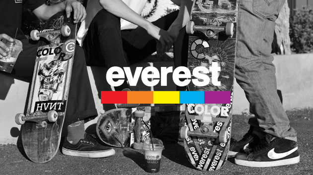 EVEREST X COLOR