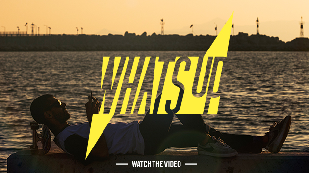 WHATSUP X COLOR
