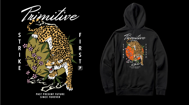 PRIMITIVE BLACK PACK '18 COLLECTION