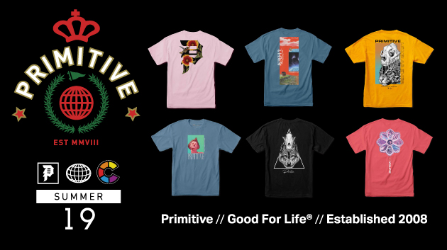 PRIMITIVE SUMMER19