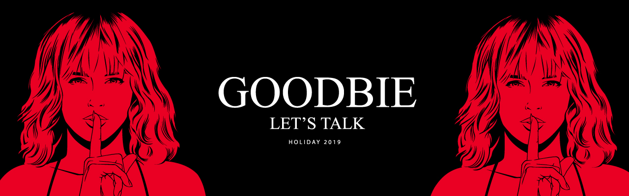LETS TALK HOLIDAY19