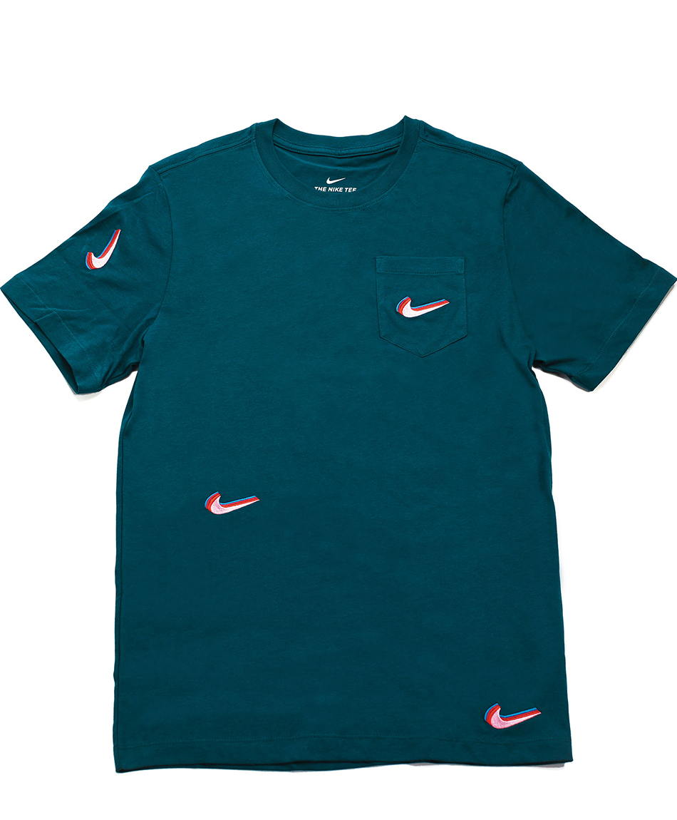Cenere divario Linguistica  NIKE SB X PARRA POCKET TEE MIDNIGHT TURQUOISE - Sold out | TSHIRTS | Athens  Skateboardings Finest - colorskates.com