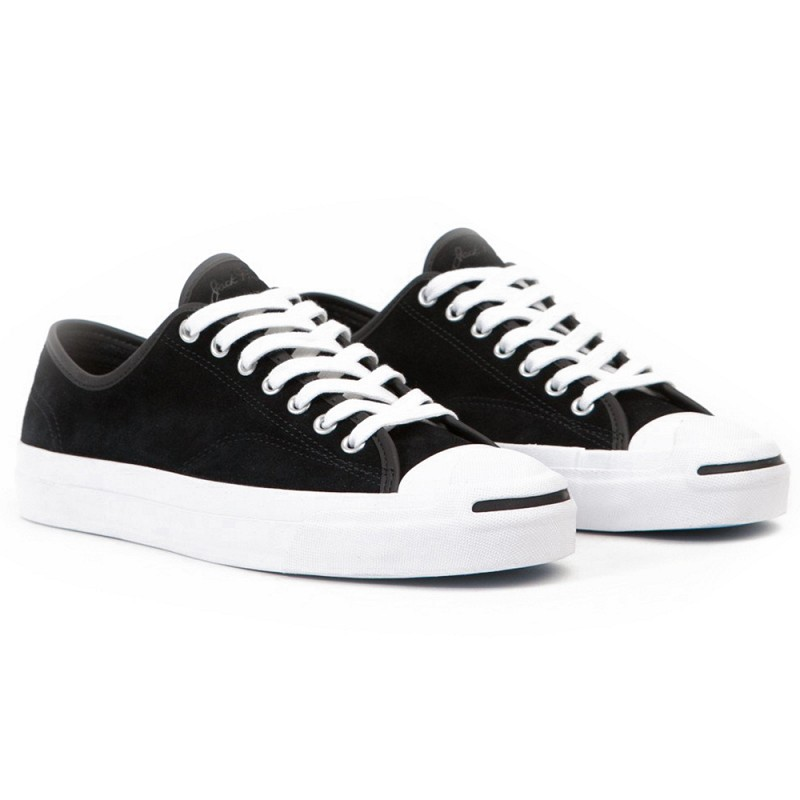a0cf8764999163 CONVERSE CONS X POLAR JACK PURCELL PRO OX BLACK BLACK WHITE - Sold out